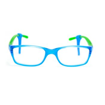 Active - Blue Light Protect - 15772 Blue- Green  size - 44