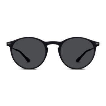 Nooz Cruz Black Polarized Sunglasses- Size 49