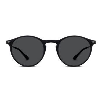 Nooz Cruz Black Polarized Sunglasses- Size 45