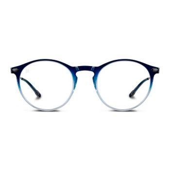 Nooz Cruzy Light Blue Frame With Blue Light Block - Size 45