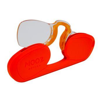 Nooz Orange Rimless Ready Reader