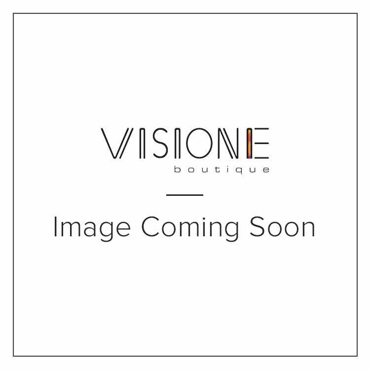 Chili Beans Watches Gold - Brown rounded metal