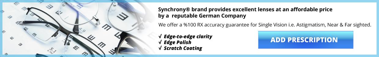 Synchrony Free lenses